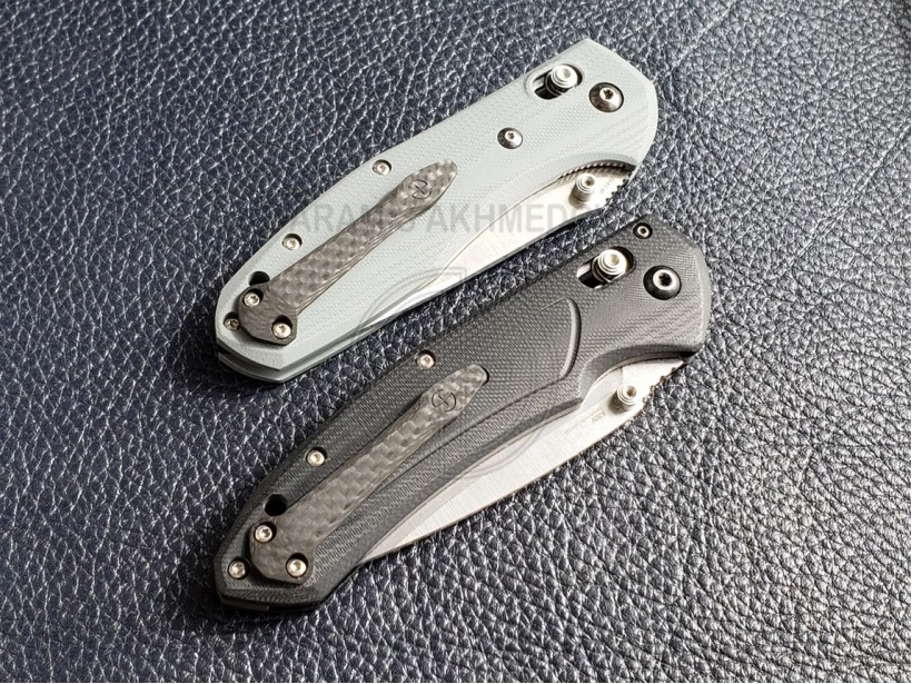 Custom Clip B1 for Benchmade Knife
