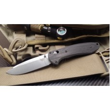 Benchmade Boost 590.  Модель  - Elegant. (CF - Линейный)