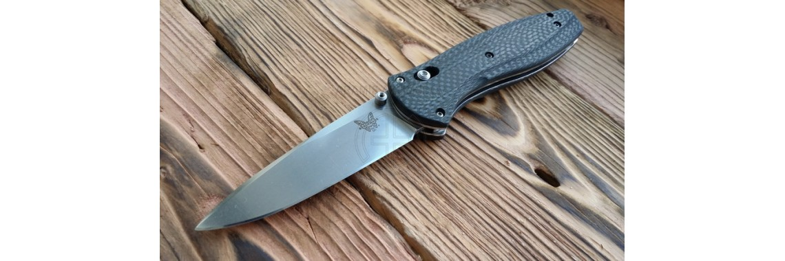 Benchmade Barage Gold Classic