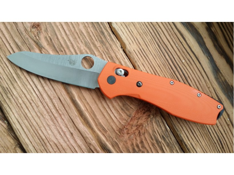 Custome scales DECO , for Benchmade Griptilian knife