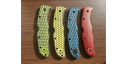 Custome scales 3D Classic, for Spyderco Endura 4