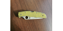 Custome scales Honeycomb, for Spyderco Endura 4