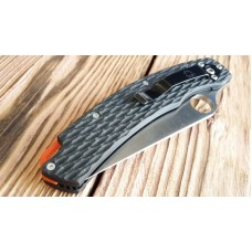 Spyderco Military.  Model  - Next-Wave CF