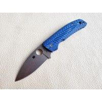 Spyderco Shaman.  Model -Tactic